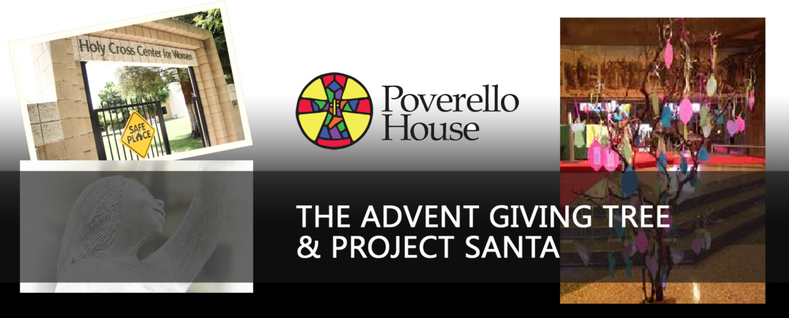 ADVENT GIVING TREE AND PROJECT SANTA